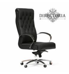 Кресло DIRECTORIA Боттичелли DB-13 хром для руководителя