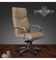 Кресло DIRECTORIA Веронезе хром для руководителя