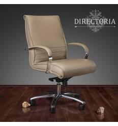 Кресло DIRECTORIA Веронезе М хром для руководителя