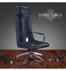 Кресло DIRECTORIA Олимпия хром для руководителя