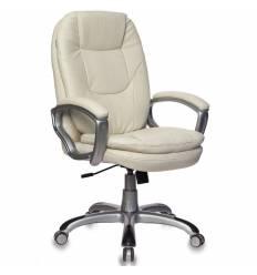 Кресло Бюрократ CH-868AXSN/WHITE для руководителя, цвет белый