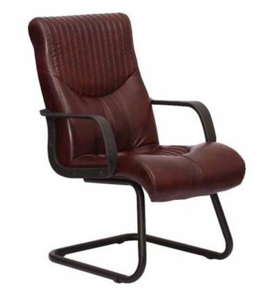Кресло Стиль Гермес/О пластик для посетителя