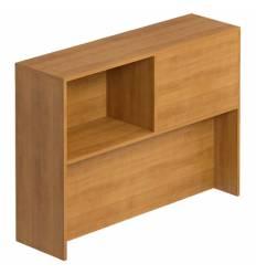 Надстройка к столу СТОРОСС Формула ФР-796-ОН с экраном для столешницы, 140*40*101, цвет орех натуральный