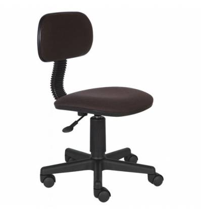 Кресло Бюрократ CH-201NX/BROWN (детское) для оператора, цвет коричневый