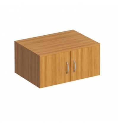 Антресоль двухдверная СТОРОСС Формула ФР-353-ОН к шкафу глубокому, 80*59*38, цвет орех натуральный