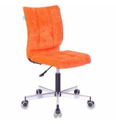 Кресло Бюрократ CH-330M/LT-11 для оператора, ткань, цвет оранжевый