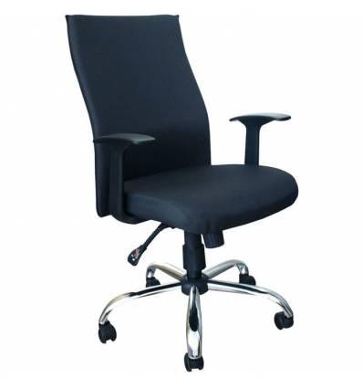 Кресло Стиль Стар хром для оператора