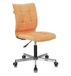 Кресло Бюрократ CH-330M/VELV72 для оператора, ткань, цвет оранжевый