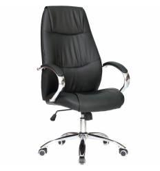 Кресло Good-Kresla Jent Black для руководителя, цвет черный