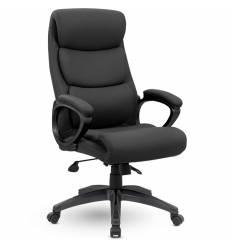 Кресло UTFC Store Палермо М-702 для руководителя, экокожа, цвет черный