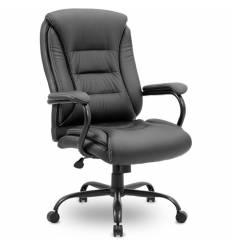 Кресло UTFC Store Ровер Хэви Дьюти М-708 для руководителя, экокожа, цвет черный