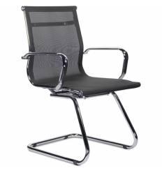 Кресло UTFC Кайман Н/П СН-300 для посетителя, хром, сетка