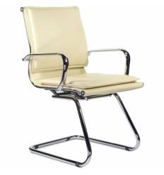 Кресло UTFC Кайман Комфорт Н/П СН-301 для посетителя, хром, экокожа