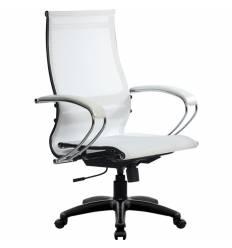 Кресло Metta SK-2-BK Комплект 9 белый для руководителя, сетка