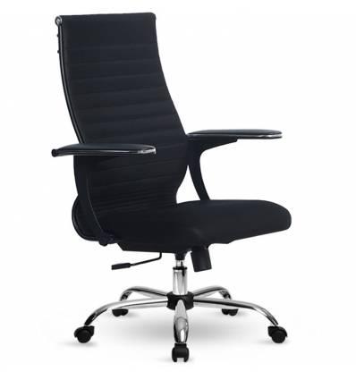 Кресло Metta SK-2-BP Комплект 20 черный для руководителя, ткань