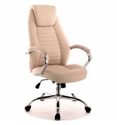 Кресло EVERPROF Era TM PU Beige для руководителя, экокожа, цвет бежевый