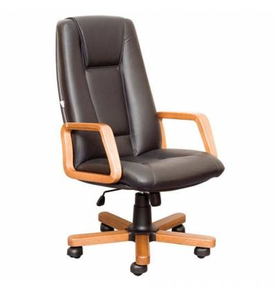 Кресло Протон Омега К02/К для руководителя