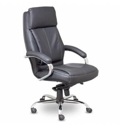 Кресло Протон ЛС-438/Хром для руководителя