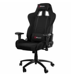 Кресло Arozzi Inizio Fabric-Black, компьютерное (для геймеров), ткань, цвет черный