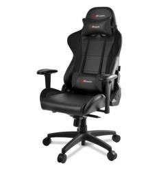 Кресло Arozzi Verona Pro - Carbon black, компьютерное (для геймеров), экокожа, цвет черный