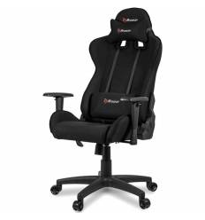 Кресло Arozzi Mezzo V2 Fabric Black, компьютерное (для геймеров), ткань, цвет черный