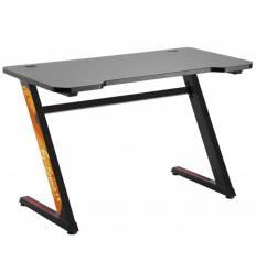 Стол LUMI GMD-02-Black для компьютера (для геймеров)