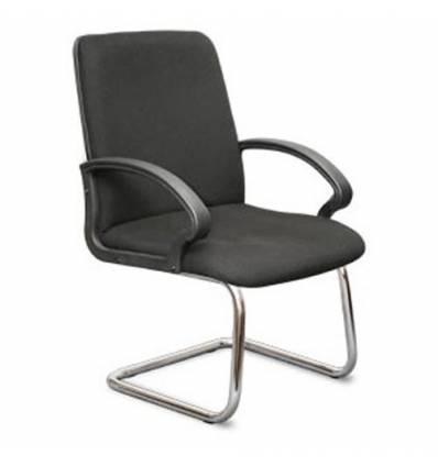 Кресло Протон Альфа К-01/ПЛ/ХР/О для посетителя