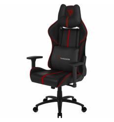 Кресло ThunderX3 BC5 Black-Red для геймеров, экокожа, цвет черный/красный