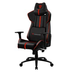 Кресло ThunderX3 BC7 Black-Red для геймеров, экокожа, цвет черный/красный