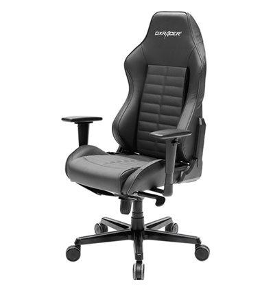 Кресло DXRacer OH/DJ188/N Drifting Series, компьютерное, кожа, цвет черный