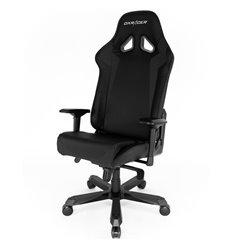 Кресло DXRacer OH/SJ00/N Sentinel Series, компьютерное, экокожа, цвет черный