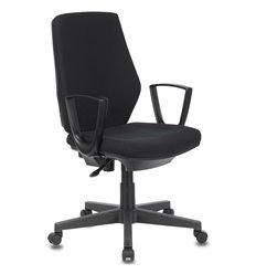 Кресло Бюрократ CH-545/26-28 для оператора, ткань, цвет черный