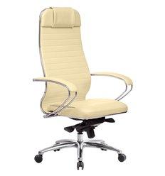 Кресло Samurai KL-1.04 бежевый для руководителя