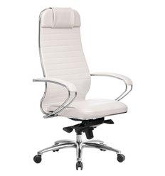 Кресло Samurai KL-1.04 белый лебедь для руководителя