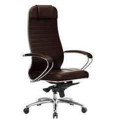 Кресло Samurai KL-1.04 темно-коричневый для руководителя
