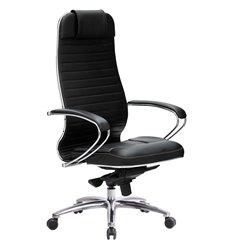 Кресло Samurai KL-1.04 черный для руководителя