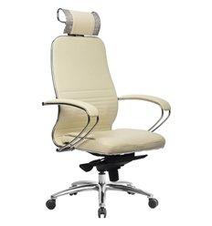 Кресло Samurai KL-2.04 бежевый для руководителя