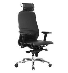 Кресло Samurai K-3.04 черный для руководителя