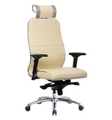 Кресло Samurai KL-3.04 бежевый для руководителя