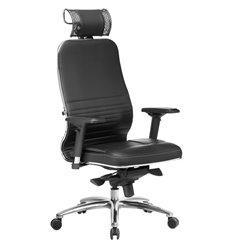 Кресло Samurai KL-3.04 черный для руководителя