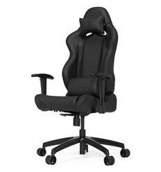 Кресло Vertagear S-Line SL2000 Black/Carbon компьютерное игровое, экокожа, цвет черный