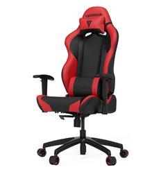 Кресло Vertagear S-Line SL2000 Black/Red компьютерное игровое, экокожа, цвет черный/красный