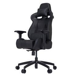 Кресло Vertagear S-Line SL4000 Black/Carbon компьютерное игровое, экокожа, цвет черный