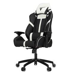 Кресло Vertagear S-Line SL5000 Black/White компьютерное игровое, экокожа, цвет черный/белый