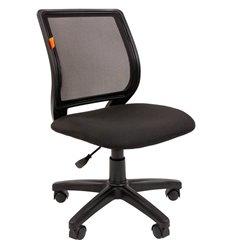 Кресло CHAIRMAN 699 Б/Л BLACK для оператора, сетка/ткань, цвет черный