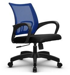 Кресло Метта SU-CS-9 синий для оператора, сетка/ткань