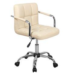Кресло Аллегро WX-940 для оператора, экокожа, цвет бежевый