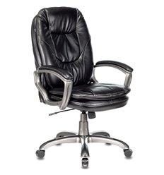 Кресло Бюрократ CH-868AXSN/BLACK для руководителя, черный