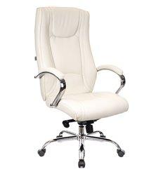 Кресло EVERPROF ARGO M PU Cream для руководителя, экокожа, цвет кремовый
