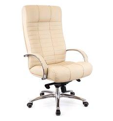 Кресло EVERPROF Atlant AL M Beige для руководителя, экокожа, цвет бежевый